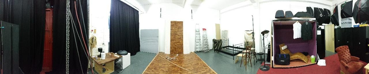 Fotoparty oder Geburtstags-Shooting im Studio